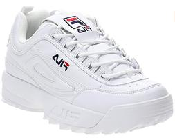 Fila Disruptor Neuf Blanc Homme Taille 44 Comfortable Sport