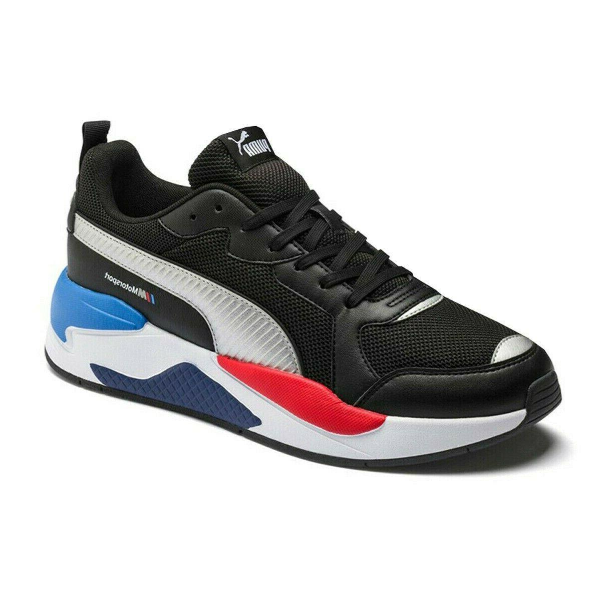 Chaussures Baskets Puma homme BMW MMS X-Ray Taille